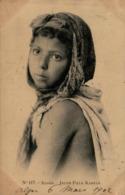 Algérie - Alger - Jeune Fille Kabyle - Women