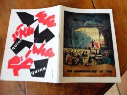 1962  THÉÂTRE DES AMBASSADEURS : Que De Changements Depuis 1830 ! A Cette époque, Les Cafés-Concerts Des Champs-Ely..... - Theatre