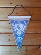 Vintage Pennant /Flagg FK. SLOGA SKOPJE MACEDONIA - Apparel, Souvenirs & Other