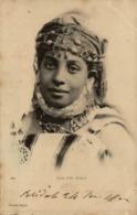 Algérie - Jeune Fille Kabyle - Women
