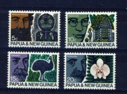 PAPUA NEW GUINEA  -  1970 ANZAAS Congress Set Unmounted/Never Hinged Mint - Papúa Nueva Guinea