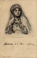 Algérie - Femme Des Ouled-Naïls - Women
