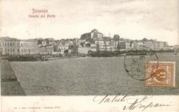12546 - Siracusa - Veduta Dal Porto - Siracusa
