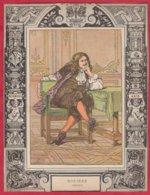 Protége Cahier Ancien Fin XIXéme Collection Artistes ; Savants ; Patriotes . MOLIERE - Book Covers