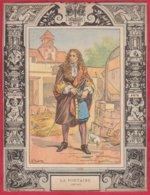 Protége Cahier Ancien Fin XIXéme Collection Artistes ; Savants ; Patriotes . LA FONTAINE - Book Covers