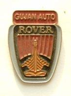 PIN'S ROVER - GUJAN AUTO - Badges