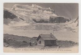 AB153 - SUISSE - La Cabane De Panossière - Le Grand Combin Et Les Glaciers - VS Valais