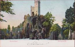 Rotterdam 1905 Blijdorp Rots Met Toren Diergaarde Dierentuin Zoo Jardin Zoologique Tiergarten (In Very Good Condition) - Antwerpen