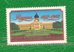 28 Canadá 1982 Yvert 812-Scott 967 Ss Mint TT: Edificios - 1952-.... Reign Of Elizabeth II
