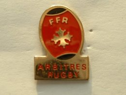 PIN'S RUGBY - FFR ARBITRES OCCITANIE - Rugby