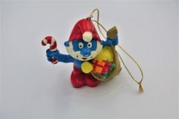 Smurfs Nr 5.1903#3 - *** - Stroumph - Smurf - Schleich - Peyo - Christmas - Ornament - Schtroumpfs