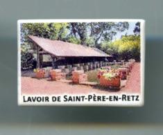 """FEVE - FEVES -  """"CLAMECY"""" - LE LAVOIR DE SAINT-PERE-EN-RETZ - Regio's"""