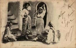 Algérie - ALGER - La Danse Des Almées - Women