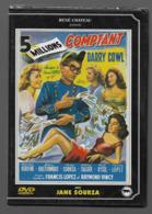 DVD 5 Millions Comptant - Komedie