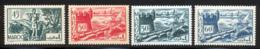 Maroc 1939 Yvert 172 / 175 ** TB - Marruecos (1891-1956)