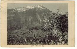 ARTH A SEE MIT RIGI 1914 - SZ Schwyz