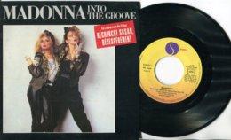 Madonna - 45t Vinyle - Into The Groove - Disco & Pop