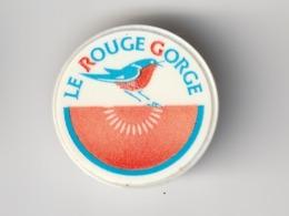 JETON DE CADDIES : LE ROUGE GORGE Neuf ( Entreprise Culture Et Vente De Melons Dans Le Dép 79 ) Plastique - Trolley Token/Shopping Trolley Chip