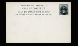 A6364) UK Ganzsache Cape Of Good Hope Unused Ungebraucht - Südafrika (...-1961)