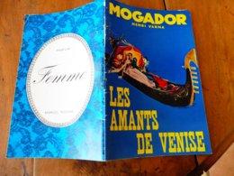 1954 THÉÂTRE Du MOGADOR  La Presse Avec LES AMANTS DE VENISE (photos Des Artistes:et Le Ballet TESSA BEAUMONT Etc..) - Theatre