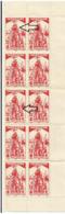 INDOCHINE VARIETE N° 228 BANDE DE 10 EXEMPLAIRES - NEUFS - Indochina (1889-1945)