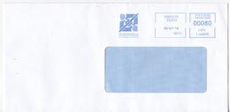 Polynésie Française / Tahiti - 1 Enveloppe / Direction Des Impots En 2018 / Papeete - Polynésie Française