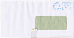 Polynésie Française / Tahiti - 1 Enveloppe / Timbrée En Avril 2017 / Papeete - Lettres & Documents