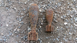 Lot Us Mortiers - Decorative Weapons