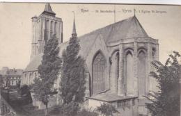 Ieper, Ypres, St Jacobskerk (pk61501) - Ieper