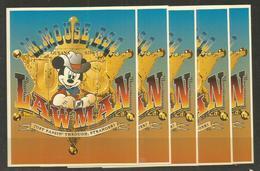 5x GUYANA - MNH - Walt Disney - Disney