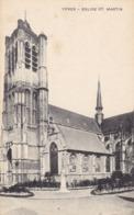Ieper, Ypres, Eglise St Martin (pk61507) - Ieper