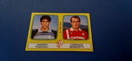 Figurina Calciatori Panini 1985/86 - 496 Pazzagli/Benedetti Perugia - Panini