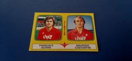 Figurina Calciatori Panini 1985/86 - 529 Iachini/Costantini Triestina - Panini