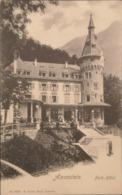 Suisse (SZ) Axenstein // Park Hotel 19?? - SZ Schwyz