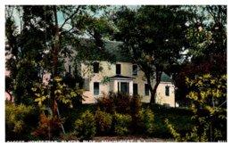 Rhode Island  Pawtucket ,  Dagget House - Pawtucket