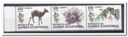 Equtoriaal Guinea 2008, Postfris MNH, Flora, Fauna - Guinée Equatoriale