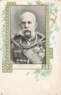 FRANCOIS JOSEPH EMPEREUR D AUTRICHE - Familias Reales