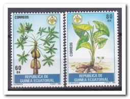 Equtoriaal Guinea 1984, Postfris MNH, Plants - Guinée Equatoriale