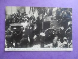 CPA PHOTO ? 17 ROCHEFORT 16 JUIN 1923 FUNERAILLES DE PIERRE LOTI - Funérailles