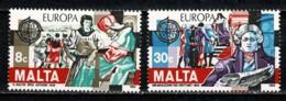 Malta 1982 EUROPA Yv. 649/50**, Mi 661/62**   MNH - Malta