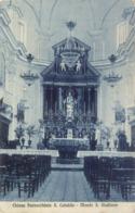10798 Trapani - Chiesa Parrocchiale S. Cataldo - Monte S. Giuliano - Trapani