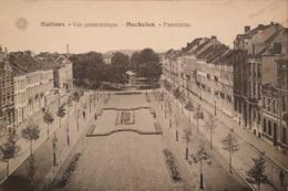 Malines - Mechelen // Vue Panoramique - Panorama 19?? Uitgave Hermans - Malines
