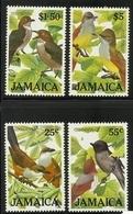 JAMAICA  1986  BIRDS  SET  MNH - Birds