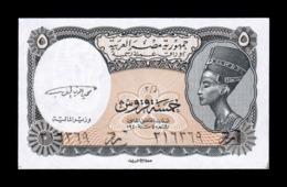 Egipto Egypt 5 Piastres L.1940 (1997-1998) Pick 185 SC UNC - Egipto