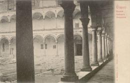 10755 Trapani - Chiostro Santuario Annunziata - Trapani