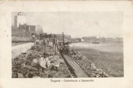 10875 Trapani - Colombaia E Lazzaretto - Trapani