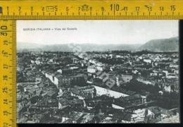 Gorizia Italiana Panorama Visto Dal Castello - Gorizia