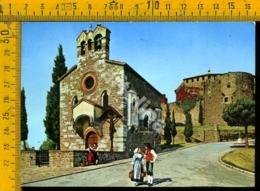 Gorizia Città Chiesa S. Spirito E Costumi Friulani - Gorizia