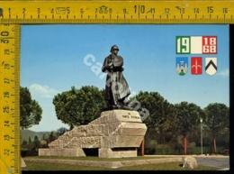 Gorizia Città Monumento Al Fante - Gorizia