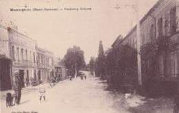 CPA (31) MONTASTRUC Faubourg Gieyses (2 Scans) - Montastruc-la-Conseillère